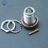Cloison femelle N connecteur coaxial RF pour câble RG402