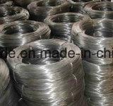 Feux de fil galvanisé à chaud / fil électro-galvanisé