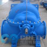 Pompa ad acqua centrifuga di caso spaccato