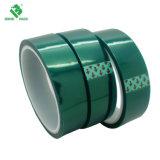 Resistir en verde aislado de 200 grados para enmascarar cintas de Pet