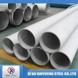 Tubulação de aço inoxidável do SUS 202 laminados a alta temperatura
