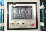 La estación cuatro de la bandeja de alimentos máquina de termoformado de plástico