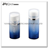 Botella privada de aire cosmética del acrílico 50ml de la crema del cuidado de piel