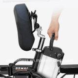 전기 접히는 자전거는을%s 가진 건전지를 제거한다