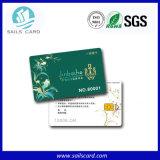 熱い販売のCmykの印刷Cr80の標準サイズPVCカード