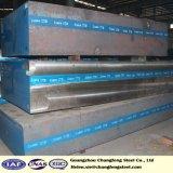 NAK80/P21 de warmgewalste Plaat van het Staal voor het Maken van tot Hoge Spiegel Percision Plastic Vorm