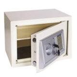 비밀번호를 가진 벽 또는 서랍에 의하여 금속 호텔 방 디지털 거치되는 안전한 상자