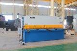 Accurl Marken-hydraulische metallschneidende Maschine QC12y-4X4000 E200 für Ausschnitt-Blatt-Meta--Platte