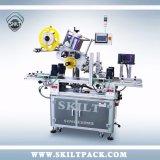 Le thon automatique de collant met en boîte le constructeur de machine à étiquettes de première surface