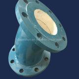 Pijp van de Levering van de Fabriek van China de Ceramische Gevoerde