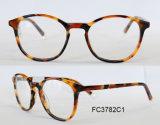 Frames 2017 óticos dos Eyeglasses do acetato moderno fresco extravagante o mais novo do tipo do desenhador de Wenzhou FC