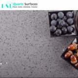 Twinkle Grey Mirror Artificial Quartz Countertop for Kitchen
