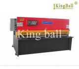 CNC 관제사 유럽 기준을%s 가진 유압 가위 기계 (QC12K-20X3200)