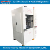 Hochleistungs--Doppelstation-heiße schmelzende Plastikmaschine