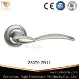 Poignée de porte, poignée en alliage de zinc, poignée de loquet de serrure de meuble (Z6082-ZR09)