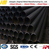 Línea tubos soldados (ERW/SAW/ERW/LASW/Seamless/HSAW) del acero de carbón