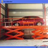 Die 3 Tonnen-Qualitäts-statisches Auto Scissor Aufzug