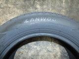 Altos neumáticos del coche del HP de la pisada de la manera con la escritura de la etiqueta de la UE