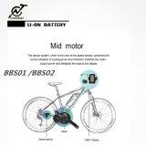 Bafang MITTLERER Motor BBS-02 48V 750W mit Bildschirmanzeige C965
