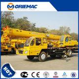 Oriemac 16 톤 판매를 위한 작은 트럭 기중기 Qy16c