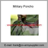 Het regenjas-Leger van het leger regenkleding-Leger poncho-Militaire poncho-Camouflage Poncho