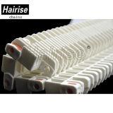 La cinghia modulare di plastica di Hairise con Har-2100 ha sollevato il tipo sbarazzato