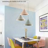 LED-Leuchter-hängende Lampe im Aluminium