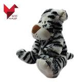 채워진 도매 공장 가격 견면 벨벳은 아기를 위한 호랑이를
