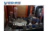 Einfache Installations-halbautomatische Flaschen-durchbrennenmaschinerie