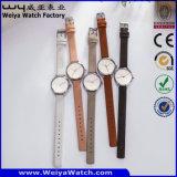 Fabricación de encargo del reloj de la insignia del reloj romano (Wy-087B)