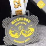 Custom Marathon de métal de haute qualité de l'émail Activité sportive Médaille vierge
