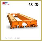 Qe zwei Laufkatze-elektrischer doppelter Träger-Brückenkran
