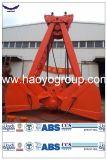 Самосхват Clamshell веревочек Port самосхвата Clamshell веревочек пользы 4 механически