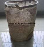 Großer schmutziger Colthing Korb-Einteilungs-Speicher-Beutel für Wäscherei