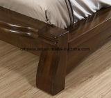 Кровати твердой деревянной кровати самомоднейшие двойные (M-X2336)
