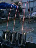Kleurrijk met Waterjet van het Controlemechanisme Scherpe Machine