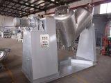 V tipo mezclador del polvo, mezclador de la forma de V hecho del acero inoxidable
