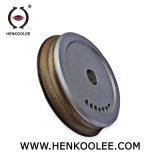 Использование для полировки металлокерамические пользовательские размеры алмазного шлифовального круга