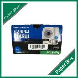 Impressão a cores Mini caixa de embalagem da câmara