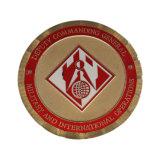 中国の製造業者のカスタムコイン・シルバーの硬貨亜鉛合金の硬貨