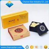 Couleur personnalisée papier imprimé à l'emballage de thé Boîte en carton
