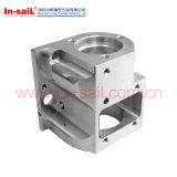 Части CNC металла алюминия подвергая механической обработке филируя в хорошем качестве