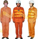 Спасательных работ в чрезвычайных ситуациях защитной одежды (с запаздыванием-01 типа)