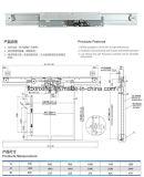Fabricante de la rampa de la puerta de elevación vertical