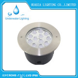 방수 스테인리스 LED에 의하여 중단되는 조경 옥외 램프 수중 빛