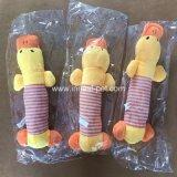 詰められたピカピカの動物ブタアヒル象のプラシ天ペット柔らかいプラシ天犬のおもちゃ