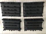 Aangepaste Vervaardigde CNC die Plastic Vervangstukken, Plastic Delen van de Teller, OEM POM de Nylon Delen van de PA machinaal bewerken