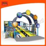 Детский крытый слайд для игровой парк