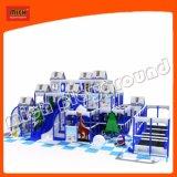 Детская игровая оборудования мягких детские площадки для установки внутри помещений