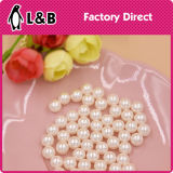 La perla all'ingrosso calda borda la perla ed i branelli dell'ABS per gli accessori dell'indumento